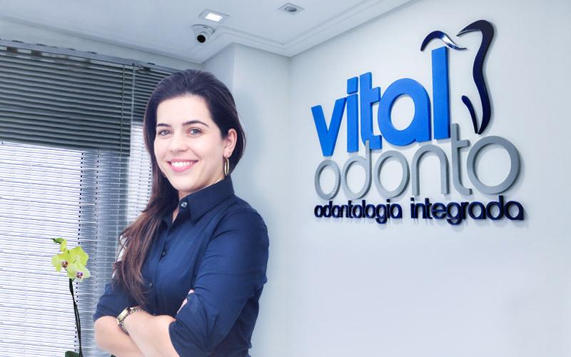 Vital Odonto - Dentista Nathália